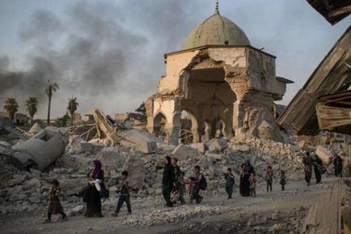 Al-Baghdadi chết, IS có tiêu vong? - Ảnh 1.