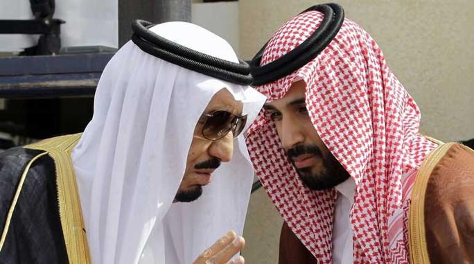 Quyền lực Thái tử Ả Rập Saudi - Ảnh 1.