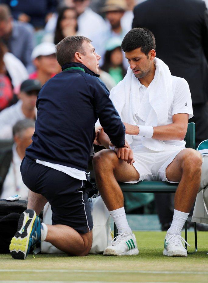 Nghỉ hết năm cũng tốt cho Djokovic - Ảnh 1.