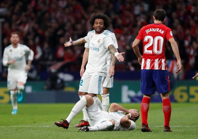 Barcelona vùi dập Leganes, derby Madrid đậm mùi bạo lực - Ảnh 7.