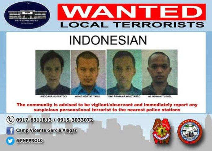Jakarta lại dậy sóng khủng bố - Ảnh 1.