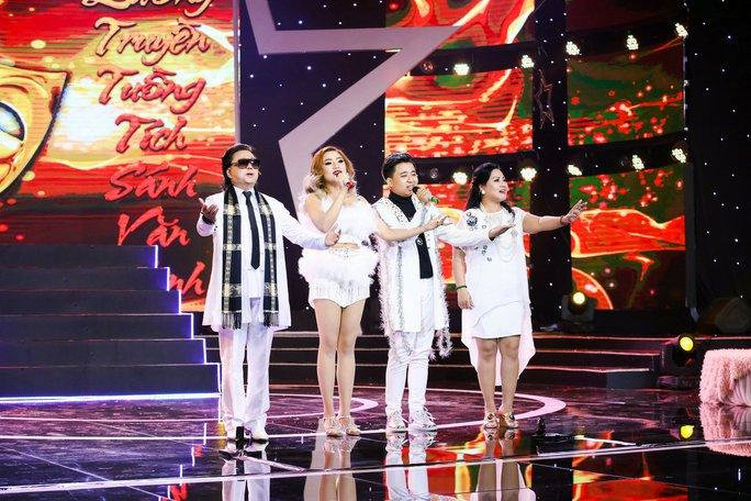 Nghệ sĩ Châu Thanh hát hồ quảng trên nền nhạc EDM - Ảnh 1.