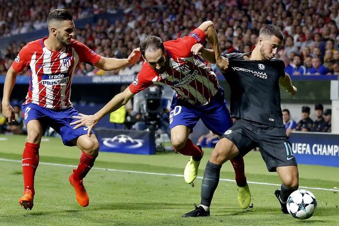 Atletico Madrid quyết đòi nợ Chelsea - Ảnh 1.