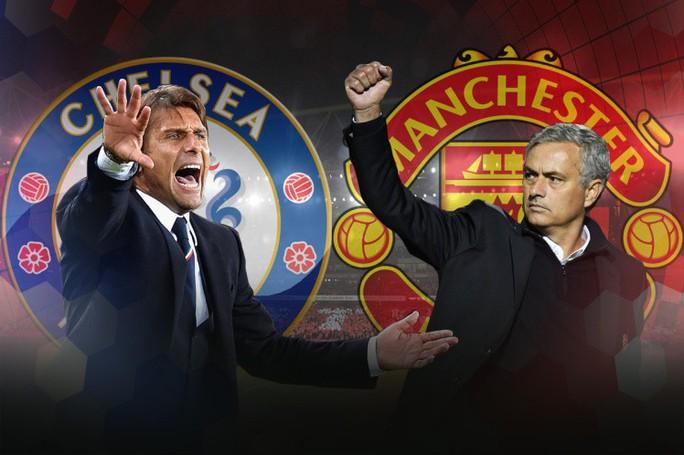 Lịch THTT: Đại chiến Chelsea - M.U, Man City - Arsenal - Ảnh 1.