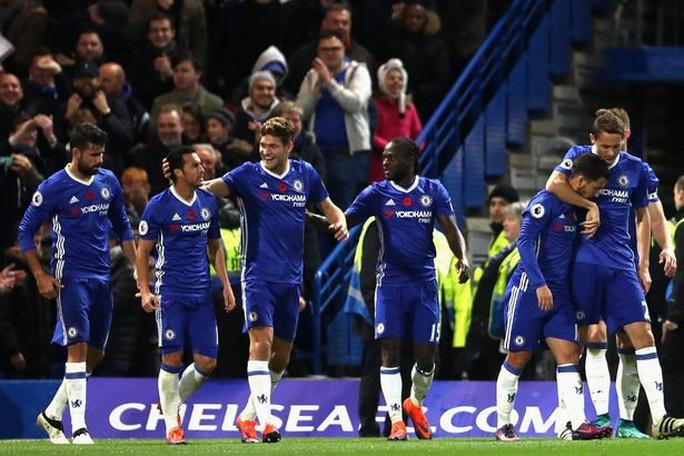 Điều đặc biệt về chuỗi trận thắng dài nhất ở Premier League - Ảnh 7.