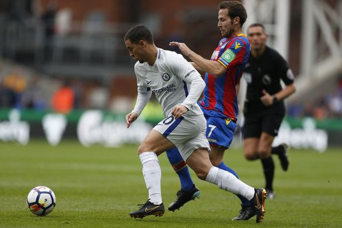 Vòng 8 Premier League: Chelsea thua sốc, Man City thắng Stoke 7 bàn - Ảnh 2.
