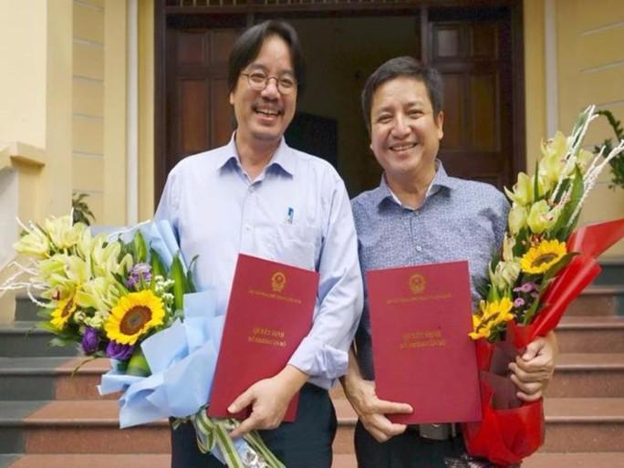 Nghệ sĩ Chí Trung làm Giám đốc Nhà hát Tuổi Trẻ - Ảnh 1.