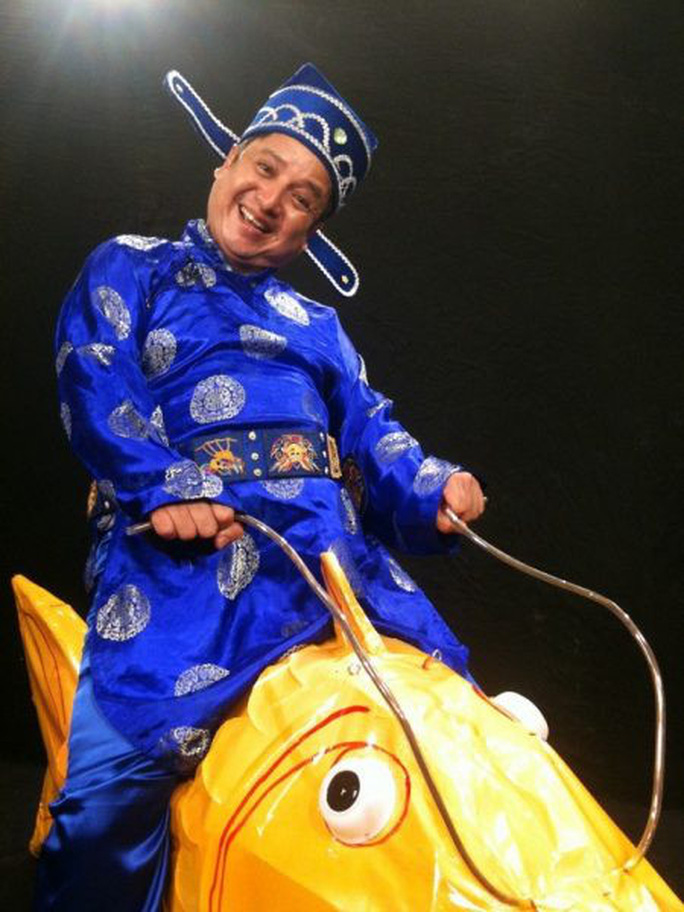 Nghệ sĩ Chí Trung làm Giám đốc Nhà hát Tuổi Trẻ - Ảnh 2.