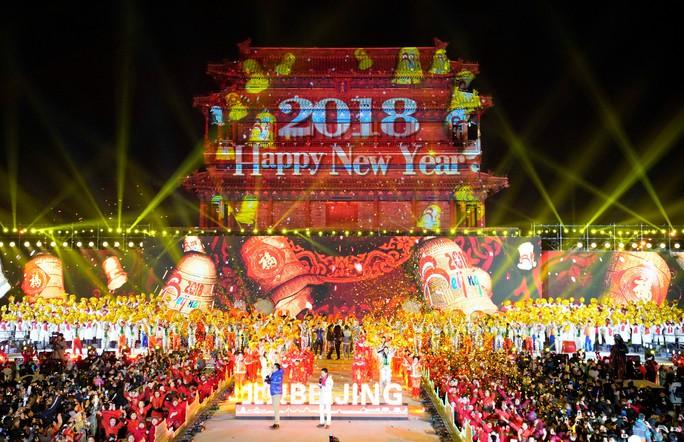 Châu Á rộn ràng bước vào năm 2018 - Ảnh 9.