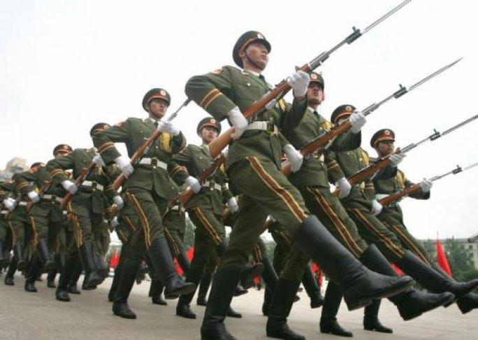 Trung Quốc đánh đòn gió ở biên giới Ấn Độ? - Ảnh 1.