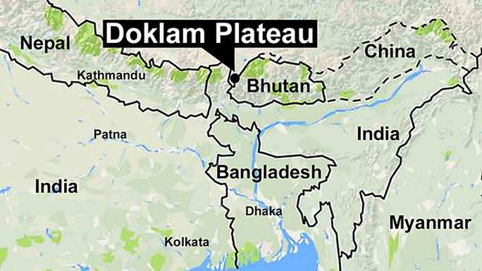 Bhutan quay lưng với Ấn Độ, ngả theo Trung Quốc? - Ảnh 2.