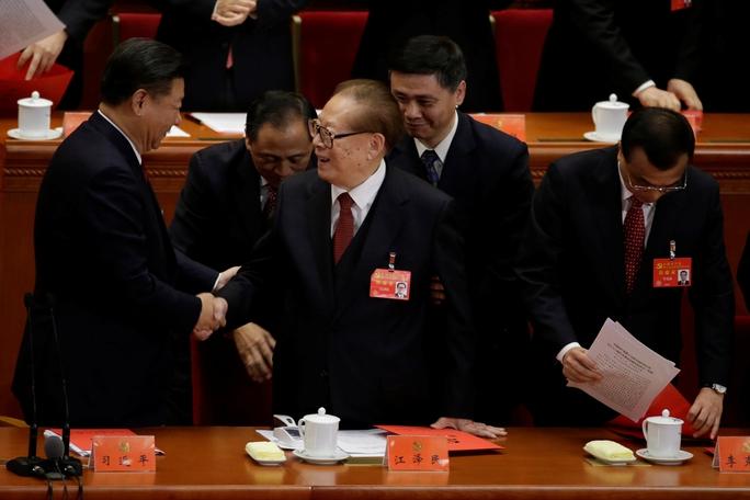 Trung Quốc xác lập Tư tưởng Tập Cận Bình - Ảnh 1.