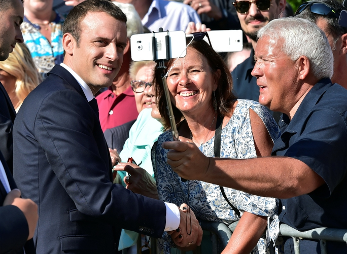 Cơ hội cho tổng thống Pháp - Ảnh 1.