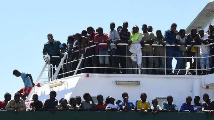 Giải cứu Ý trong khủng hoảng di cư - Ảnh 1.