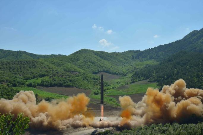 Mỹ mạnh tay đến đâu với Triều Tiên? - Ảnh 1.