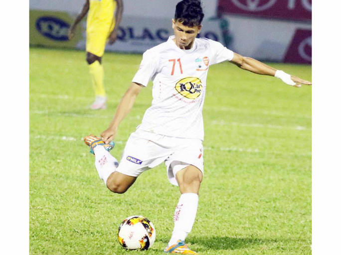 Lo V-League hại cầu thủ U23 - Ảnh 1.