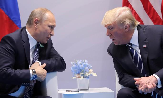 Quốc hội Mỹ quyết trừng phạt Nga - Ảnh 1.
