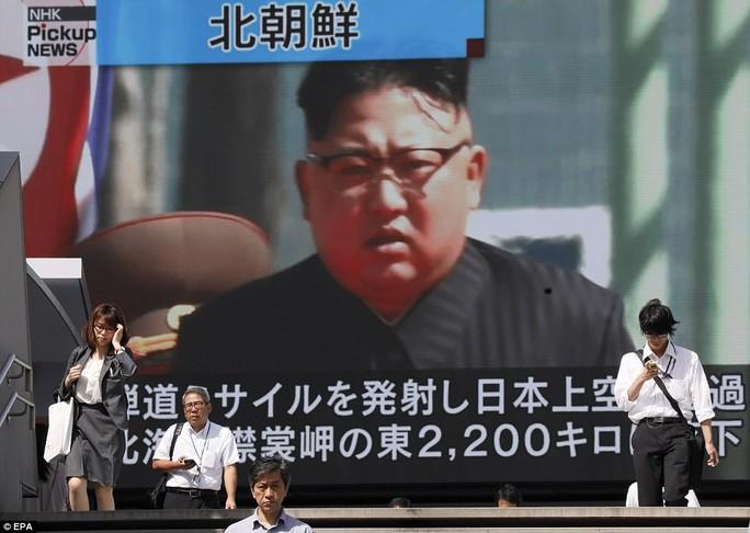 Vũ khí bí mật của Triều Tiên - Ảnh 1.
