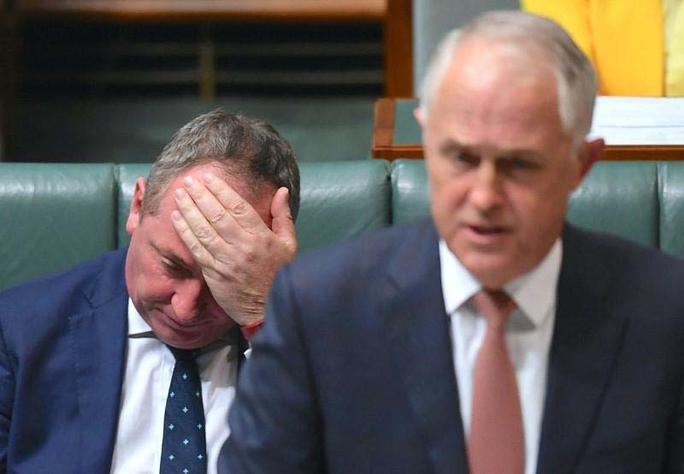 Chính trường Úc rối ren - Ảnh 1.