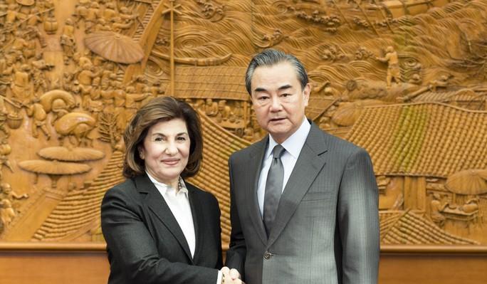 Trung Quốc đón đầu tái thiết Syria - Ảnh 1.