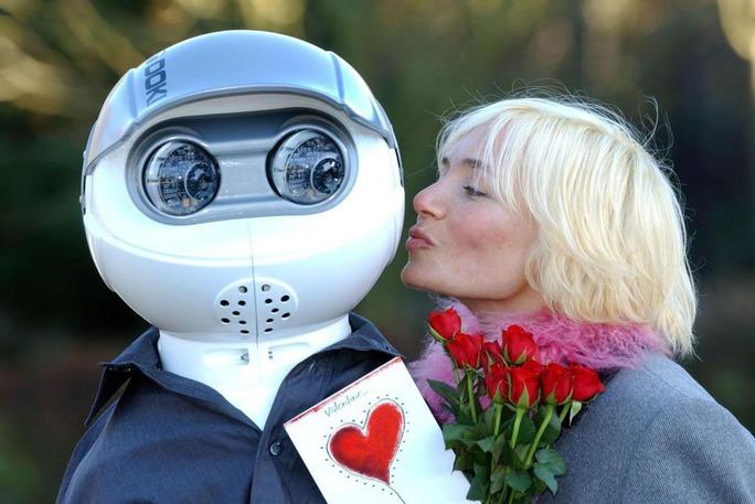 """Nghị viện châu Âu hối thúc bảo vệ """"nhân quyền"""" cho robotẢnh: PA"""