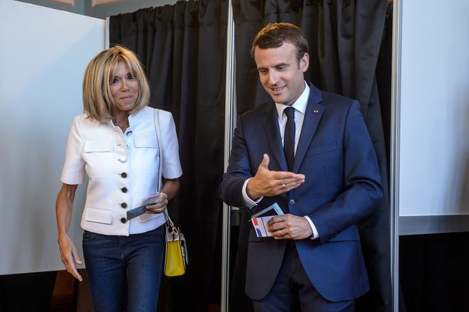 Phép thử đầu tiên cho Tổng thống Pháp - Ảnh 1.