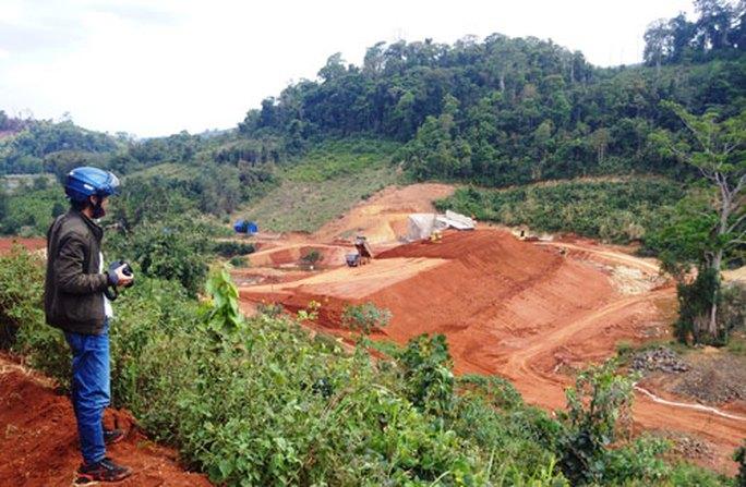 Loại bỏ thủy điện phá rừng - Ảnh 1.