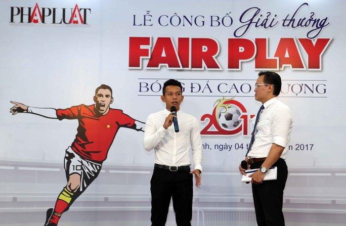 Giải Fair Play 2017: Học làm người trước khi học đá bóng - Ảnh 1.