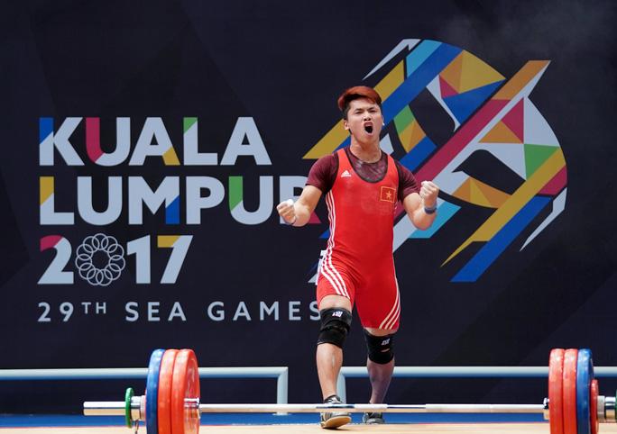 Văn Vinh mơ chinh phục Olympic - Ảnh 1.