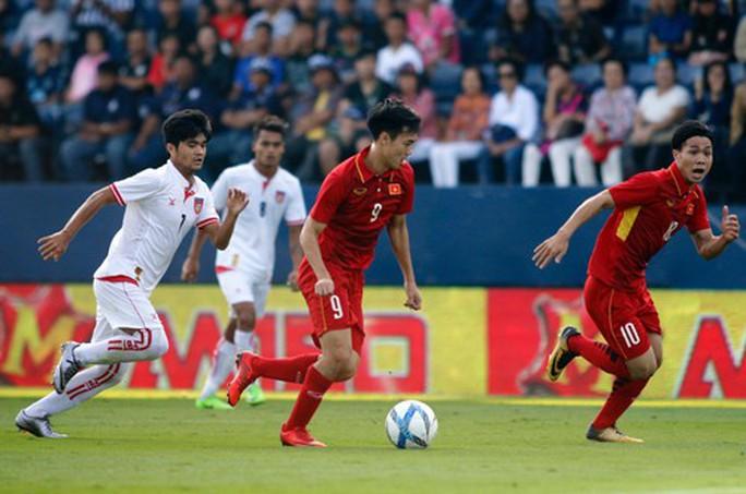 U23 Việt Nam đủ sức thắng Uzbekistan - Ảnh 1.