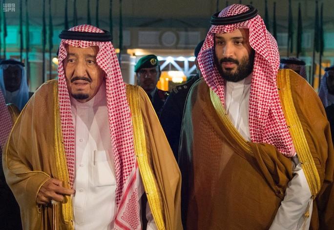 Ả Rập Saudi làm nóng Trung Đông - Ảnh 1.