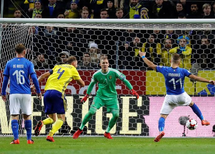 Ý trước cửa hẹp World Cup - Ảnh 1.