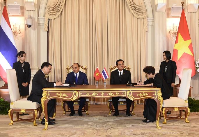 Quan hệ Việt - Thái phát triển mạnh mẽ - Ảnh 1.