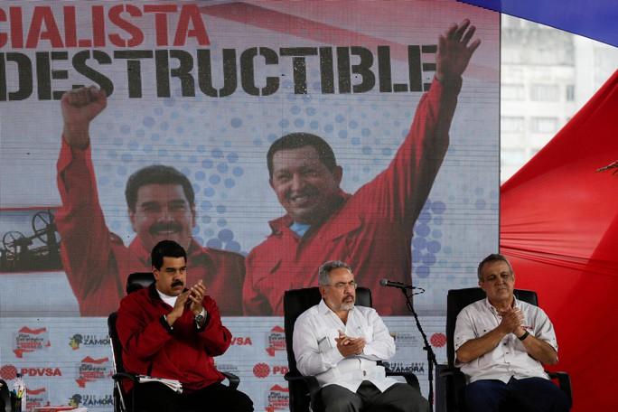 Venezuela dọn dẹp ngành dầu - Ảnh 1.