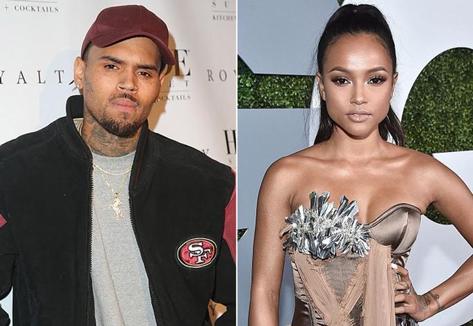 Ca sĩ Chris Brown bị cấm đến gần người mẫu gốc Việt 5 năm - Ảnh 1.