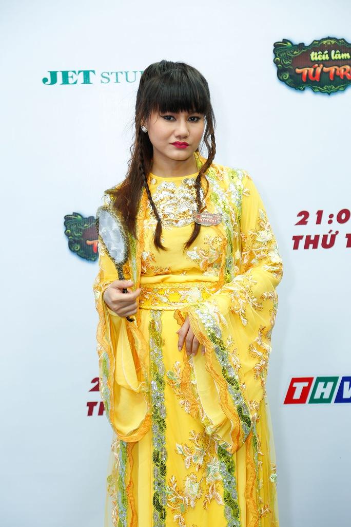 """Chu Thanh Vân đã lựa chọn thể hiện """"vai mẫu"""" Hoạn Thư trong tác phẩm Truyện Kiều"""