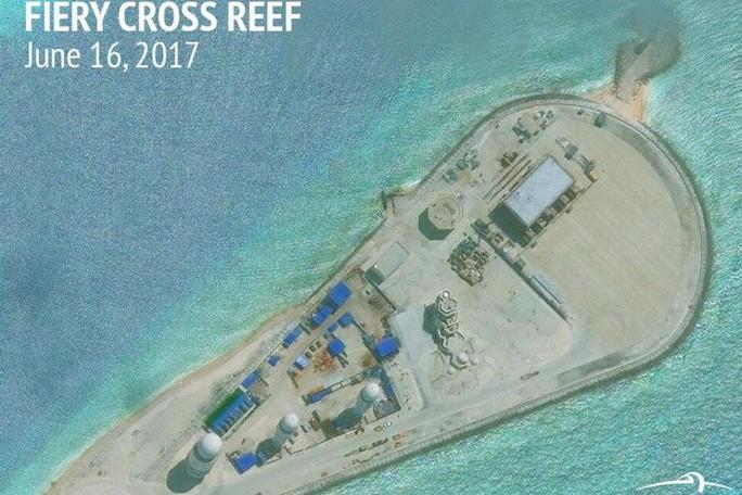 Mỹ lập lịch trình tuần tra biển Đông - Ảnh 2.