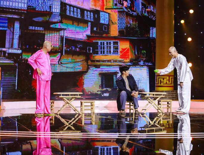 Chuẩn Đam Mê chào sân Làng Hài Mở Hội bằng giải nhất tuần - Ảnh 1.