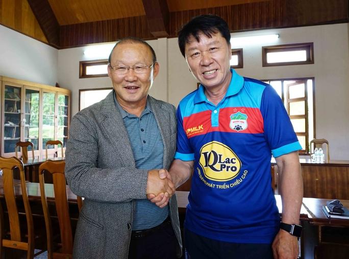 HLV Park Hang Seo: Ở Hàn Quốc, họ đang lo U23 bị loại - Ảnh 2.