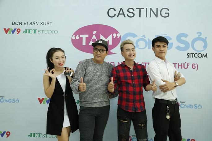 Lê Dương Bảo Lâm, Huy Nam rủ rê nhau casting phim hài mới - Ảnh 2.