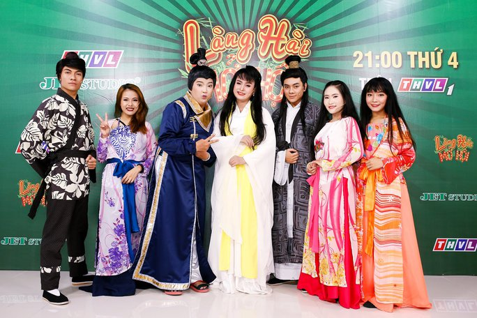 Làng Hài Mở Hội khiến khán giả thót tim với hài kinh dị - Ảnh 2.