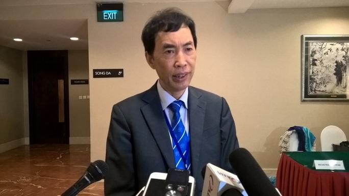 TS Võ Trí Thành - chuyên gia kinh tế, Viện CIEM