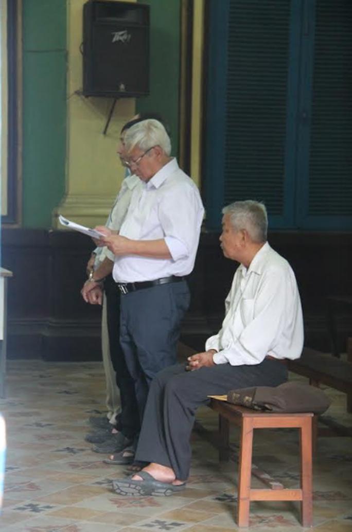 Hai cựu lãnh đạo Cofidec kêu oan, tòa hủy án - Ảnh 1.