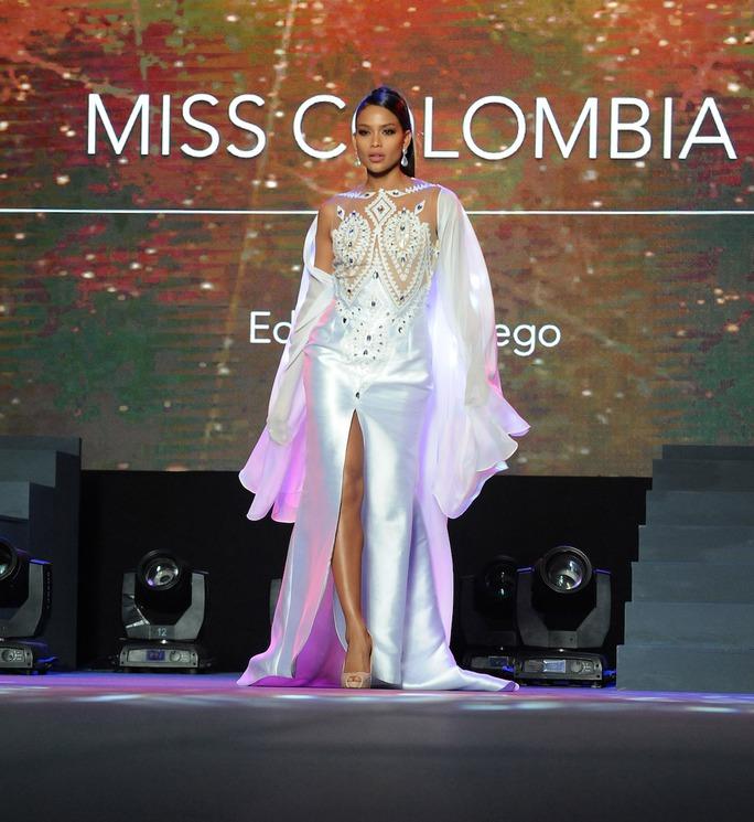 Người đẹp Colombia nhận giải Á hậu 2 cuộc thi Hoa hậu Hoàn vũ 2016