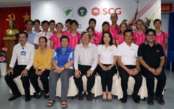 Tập đoàn Thái Lan giúp TP HCM đào tạo hậu duệ của Tiến Minh - Ảnh 1.