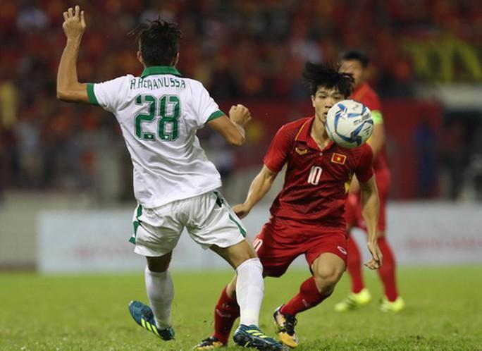 U22 Việt Nam - Thái Lan 0-3: Dừng chân SEA Games, HLV Hữu Thắng từ chức - Ảnh 12.