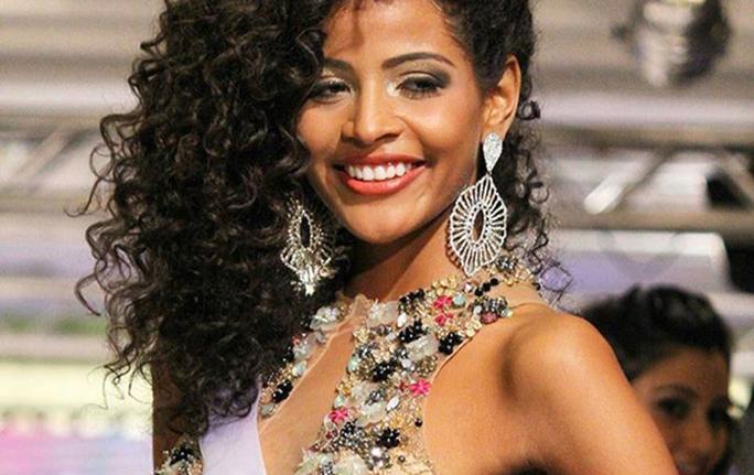 Cận cảnh nhan sắc Tân Hoa hậu Brazil - Ảnh 2.