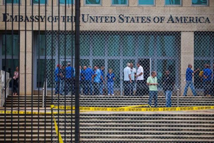 Điệp viên Mỹ bị tấn công âm thanh ở Cuba - Ảnh 1.