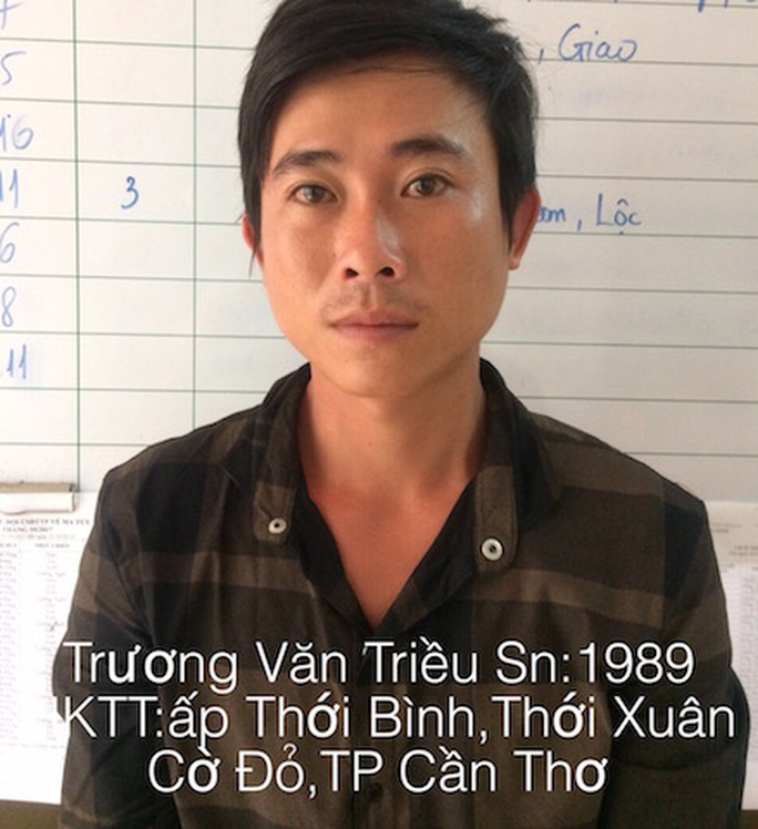 Sang Cần Thơ tìm vợ, 2 người đàn ông Trung Quốc sập bẫy kẻ cướp - Ảnh 2.