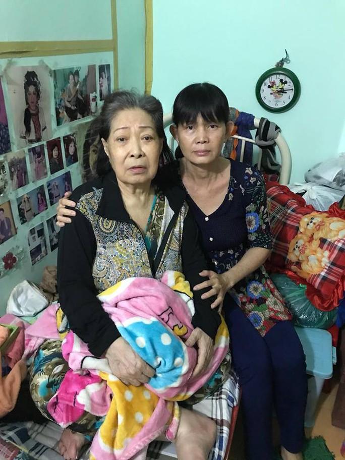 Kỳ nữ Kim Cương lập quỹ giúp đỡ NSƯT Ngọc Hương - Ảnh 2.